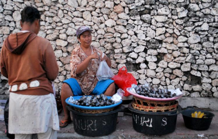 Mentigi Traditional Market