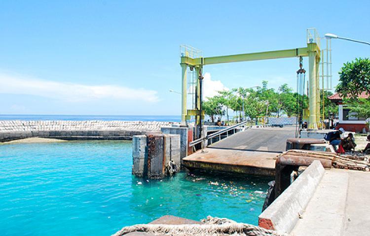 Nusa Penida Harbour
